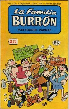 La familia Burron