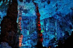 Cave of Crystals Mexico Tour | Reed Flute Cave, an Underground Fairyland in China | Tourism On The ...