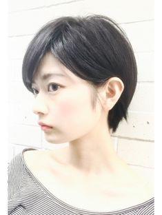 【PHASE/三畑賢人】小顔に見える耳掛けクール系ショート