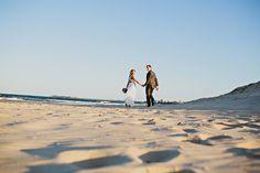 Beach Wedding.  Top 5 Weddings of 2014   The Bride's Tree - Sunshine Coast Wedding