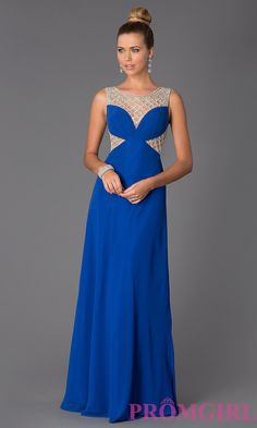 Sleeveless Floor Length Dress by Bari Jay $229.99 Formal Dance