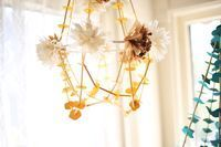 pajaki chandelier white - Google Search