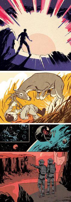 Meathaus Enterprises: Comics + Cartooning + Animation + Inspiration