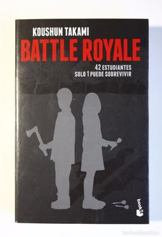 BATTLE ROYALE - KOUSHUN TAKAMI (Libros de Segunda Mano (posteriores a 1936) - Literatura - Narrativa - Otros)