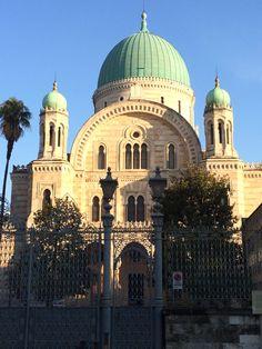 Jewish synagogue, Florence