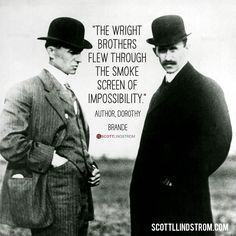 The Wright Brothers Quotes Cool Share And Spread Happiness Bit.lygetmastery47 #quotes . Design Ideas