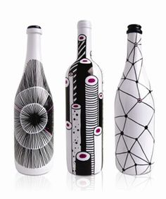 Beautiful bottles.
