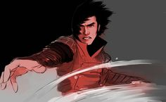 Amon (Avatar: The Legend Of Korra) Image - Zerochan Anime Image Board Korra Avatar, Team Avatar, Lin Beifong, Avatar Images, Dark Books, The Last Avatar, Avatar Series, Korrasami, Fanart