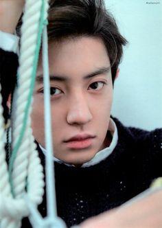 Your eyes make me melt chanyeol