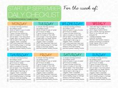 September challenge 2