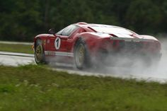 The Ford GT40 tearing up the track!   This Classic Super Car really is why i love Ford so much!