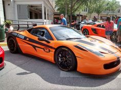 McLaren ... 2015 Celebration Exotic Car Show