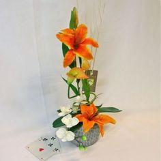 1000 images about arreglos florales on pinterest mesas - Arreglos florales artificiales centros de mesa ...