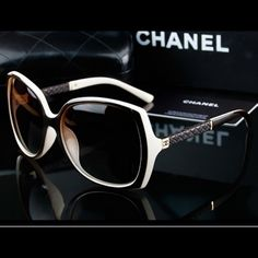 Chanel sunglasses brand new with box CHANEL Accessories Sunglasses
