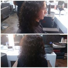 27/01/2014 2) over directed layers, round ends. Ends were free hand cut and dried with diffuser
