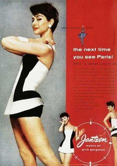 Vintage Advertising - Website featuring advertising, including fashion