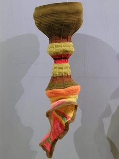 'Liwanag': CCP shines spotlight on Aze Ong's crochet art | Lifestyle | GMA News Online