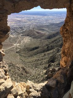 """The Window"" Ron Coleman Trail El Paso Tx #hiking #camping #outdoors #nature #travel #backpacking #adventure #marmot #outdoor #mountains #photography"