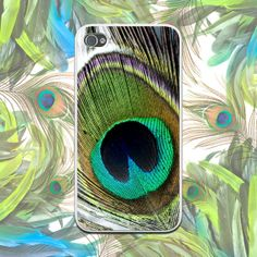 Peacock Cell Phone Case - Custom Cover iPhone 4/4s, iPhone 5/5s, iPhone 5c, Samsung Galaxy Note 3, Galaxy S5, Galaxy S4, Galaxy S3 (0315) by NouveauGypsyDesigns, $14.99