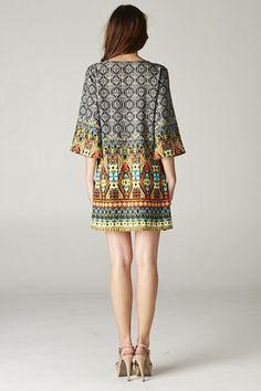 Taylor Tunic Dress.