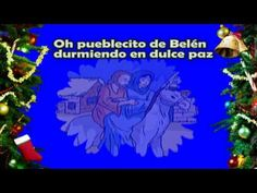 Oh Pueblecito de Belén. Spanish Christmas, Christmas Carol, It's December, Spanish Music, Celebration Around The World, Pig Roast, Reyes, Celebrations, Around The Worlds
