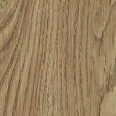 Embossed Hickory Natural 4 mm Thick x 7 in. Wide x 48 in. Length Click Lock Luxury Vinyl Plank (23.36 sq. ft. / case), Natural Brown/Embossed