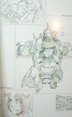 Fullmetal Alchemist: Brotherhood Key Animation Cuts