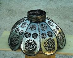 Mexican Punched Tin Light Fixtures