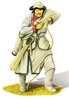 Arquero mongol, siglos XIII-XIV. http://www.elgrancapitan.org/foro/viewtopic.php?f=87&t=16834&p=914231#p913877