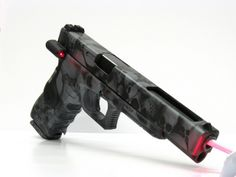 Glock17L with Laser :)