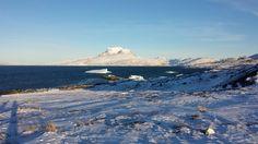 Sermitsiaq og isbjerge
