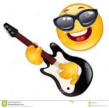 Risultati immagini per emoticon strumenti musicali