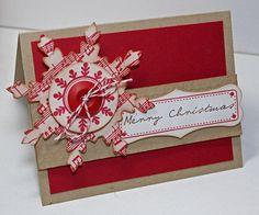 Christmas Snowflake Detail
