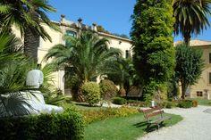 Villa Barucchello, giardino. #marcafermana #portosantelpidio #fermo #marche