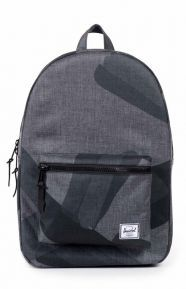 Herschel Clothing, Settlement Backpack - Black Portal at MLTD.com