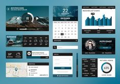 UI Kit Freebie  #ui #kit #freebies #free