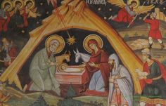 Христос родился ночью, ибо Солнце Правды захотело взойти во мраке человеческой души.  С Рождеством Света Истины!!!