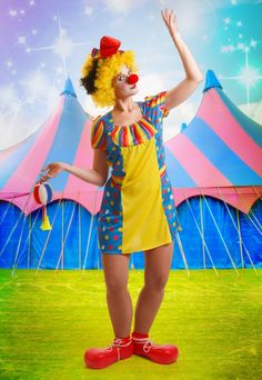 1000 images about disfraz de mujer on pinterest fiestas for Disfraces de circo