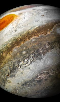 The latest photos from NASA's Juno orbiter are getting up close and personal with Jupiter. Known as Perijove 12 – because it's this mission's 12th encounter with the giant planet – the images only …