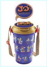 30th THE HAPPINESS YEAR Tokyo Disney Land Popcorn Bucket Type B