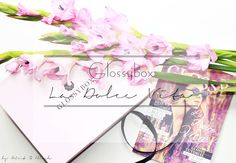 Glossybox August 2015 La Dolce Vita Edition http://mintandblush.de/glossybox-august-2015/ #glossybox #ladolcevita #unboxing