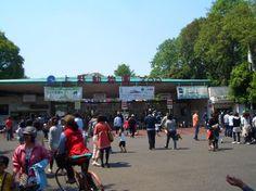 Ueno zoo 600 Yen