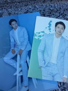 Yoochun, keep your HEART in ❤️ Clear File Set ❤️ JYJ Hearts