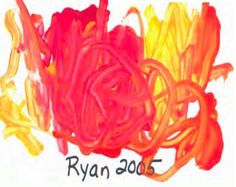 """Finger paint and tem- pera paint both work well for making prints and wash off easily. (Have some wipes for the initial cleaning). Coat fingers well. Using enough paint to cover fingers, but not too thick. Paint may crack upon drying if it is too thick. Press hands, feet or fingers firmly onto provided 8.5"""" x 11"""" paper. Repeat as desired to create your design. Allow to dry. Depending on age of child, either have an adult detail the artwork or allow child to do so. Personalize with name and…"""