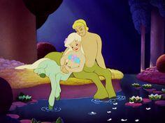 centaur couple from fantasia--still my favorite part of Fantasia.