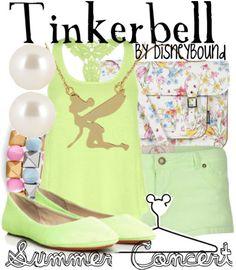 summer concert: Tinkerbell (Peter Pan)