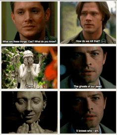 Different angels dw/supernatural