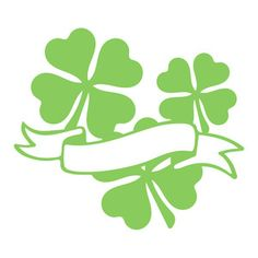 Celtic Clover Irish Clover Shamrock Celtic Knot Decal