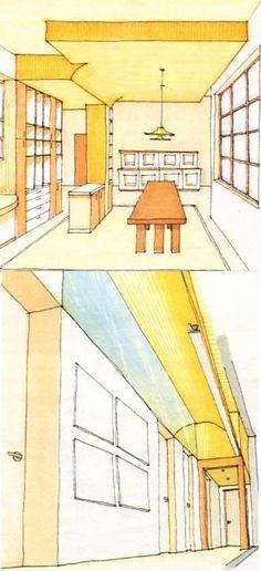 more tutorial on: www.wevux.com The Interior decor guide  WeVux in SCUOLA DI INTERNI presenta: SCUOLA DI INTERNI: CONTROSOFFITTI - come funzionano e a cosa servono