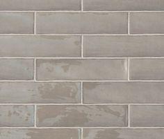 Betonbrick Wall Clay Glossy von Terratinta Ceramiche   Architonic